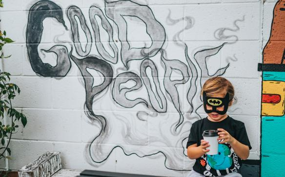 graffiti kid